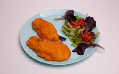 La carne de pollo en la alimentación infantil