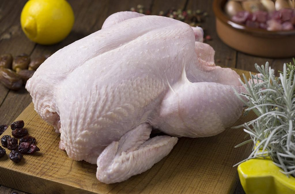 ¿Troceamos un pollo?