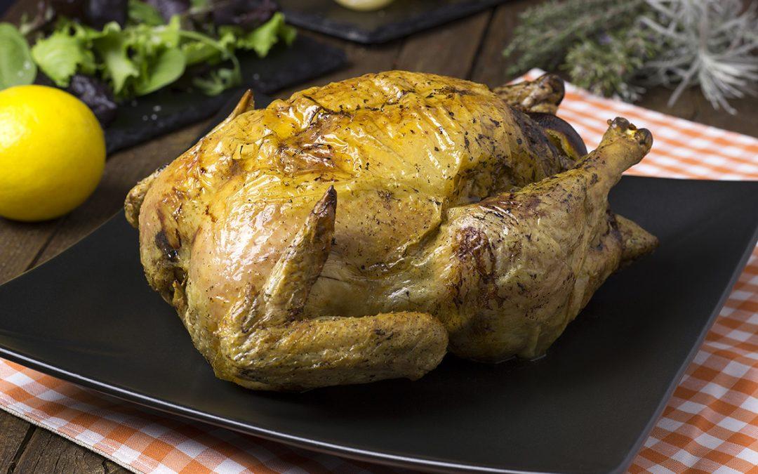 ¿Sabías que el pollo es alto en triptófanos?